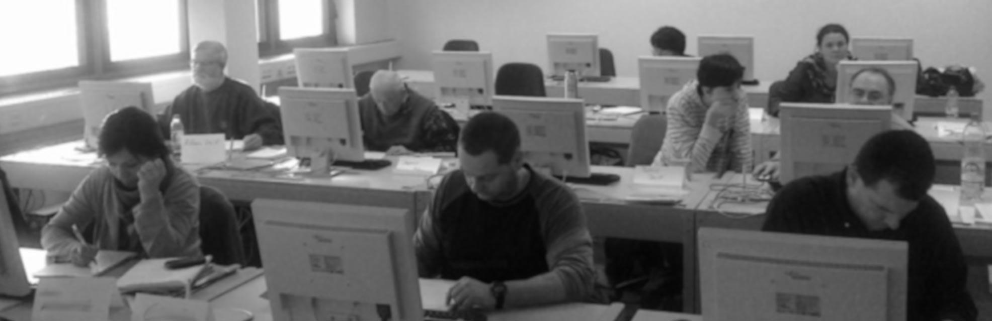 Schulungen, Rat und Service in der EDV